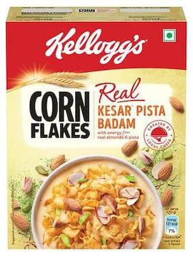 Kellogg's Cornflakes - Real Kesar Pista Badaam 120 g