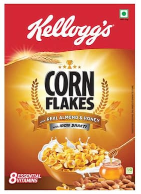 Kelloggs Corn Flakes Almond & Honey 300 Gm