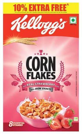 Kelloggs Corn Flakes Strawberry 575 g