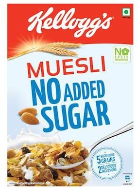 Kelloggs Muesli No Added Sugar 500 g