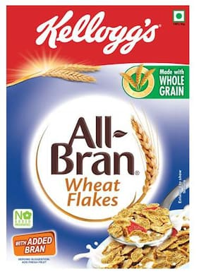 Kelloggs Wheat Flakes All Bran 425 g