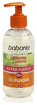 Babaria Keratin Extra Strong Styling Gel