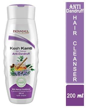 Patanjali Kesh Kanti Anti Dandruff Hair Cleanser 200 ml