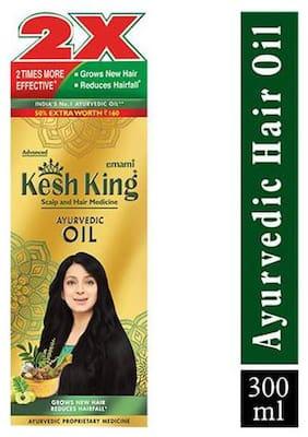 Kesh King Ayurvedic Scalp & Hair Oil 300 ml