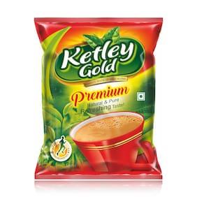 Ketley Gold Premium Assam CTC Tea 5kg, Pack of 20 of 250g each