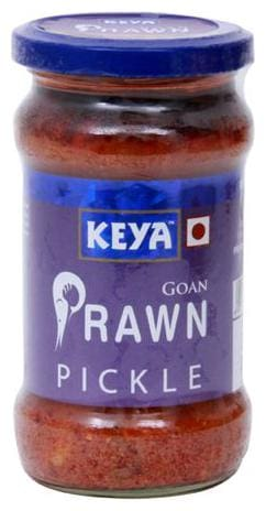 Keya Pickle - Goan Prawn 270 g