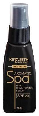 Keya Seth Aromatherapy Spa Hair Conditioning Serum with Keratin Care SPF 20, 45 ml
