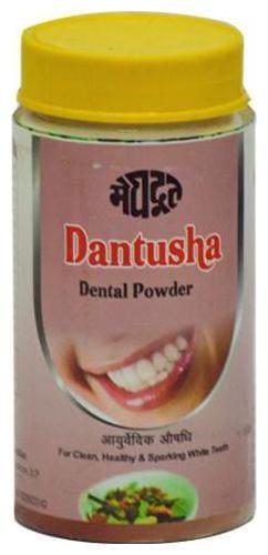 Khadi Meghdooth Powder - Danthusha Dental, For Sparkling White Teeth 100 g