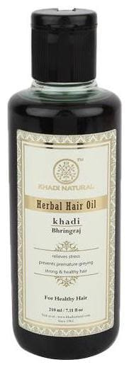Khadi Natural Hair Oil - Bhringraj 210 ml