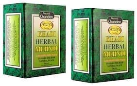Khadi Natural Mehndi - Black 100 g