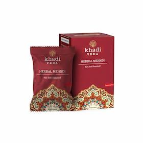 KHADI VEDA Herbal Burgundy Mehndi 100g (Pack Of 1)