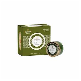 KHADI VEDA Kiwi Magic Lip Balm 10g (Pack of 1)