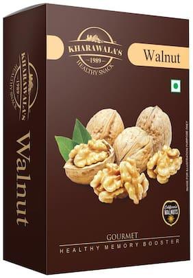KHARAWALA's Premium White Walnuts (Akhrot) 250g(Pack of 1)