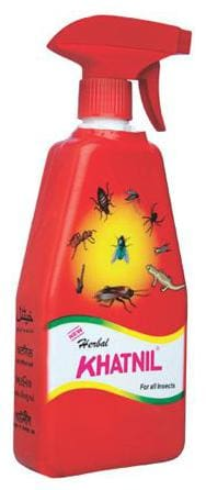 Khatnil Herbal Spray - For All Insects 250 ml