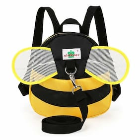 Kid Safety belt Backpack Bag Bee Anti-lost Walking Safety Harness Bags Backpacks