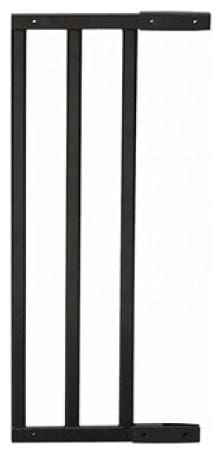 Kidco G4401 Optional Extension Kit for the Kidco Angle Mount Gate - Black