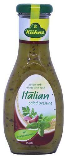 Kiihne Italian Salad Dressing 250 Ml