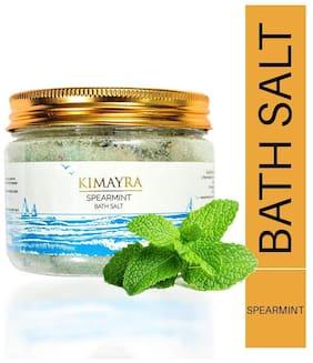 Kimayra Spearmint Bath Salt Body Scrub 250 gm