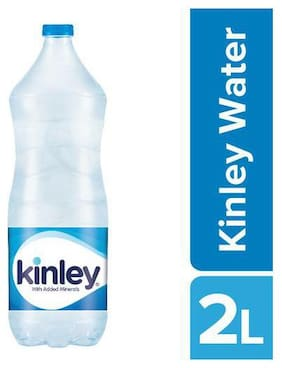 Kinley Drinking Water With Added Minerals 2 L