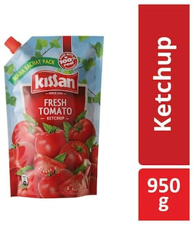 Kissan Fresh Tomato Ketchup 950 gm