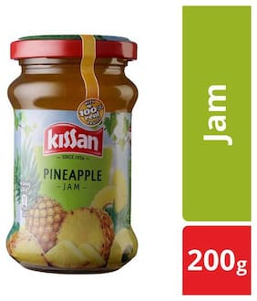 Kissan Pineapple Jam ( 200 g )