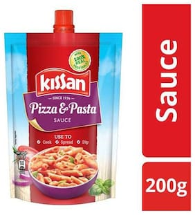 Kissan Sauce - Pizza & Pasta 200 g