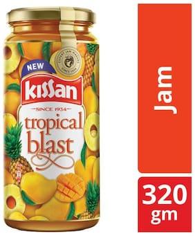 Kissan Tropical Blast Jam 320 g