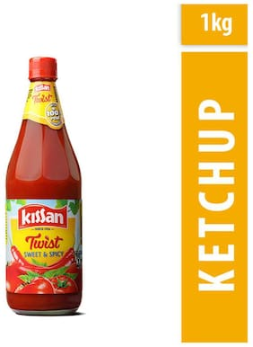 Kissan Twist Sweet & Spicy Sauce 1 kg