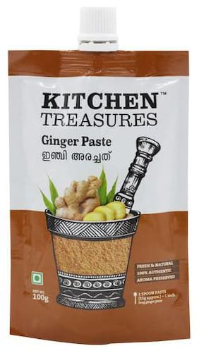 Kitchen Treasures Ginger Paste 100 g
