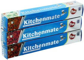 Kitchenmate Foil 9 mtr (Pack of 3)
