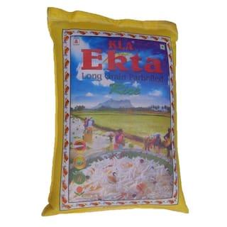 KLA Ekta 1121 Parboiled Basmati Rice 25  kg