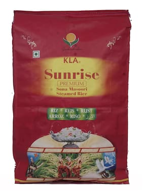 Kla Sunrise Sona Mansoori Steamed Rice 25 kg