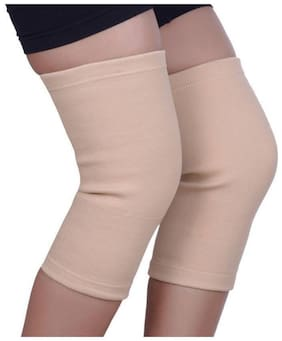 Knee Cap  Knee Support  Knee Guard Knee Support  (Beige)