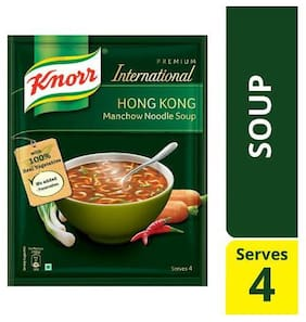 Knorr Chinese Manchow Noodles Soup 45 gm