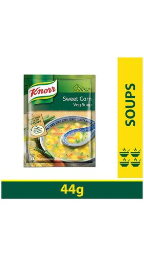 Knorr Classic Sweet Corn Vegetable Soup 44 gm