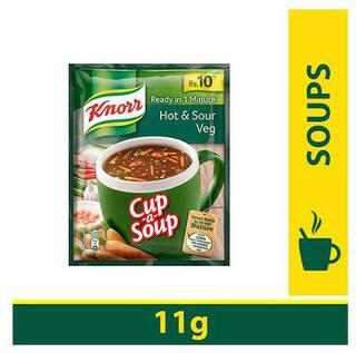 Knorr Cup-A-Soup - Hot & Sour Veg 11 g