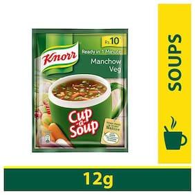 Knorr Cup-A-Soup - Manchow Veg 12 Gm