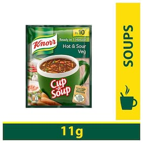 Knorr Cup-A-Soup - Hot & Sour Veg 11 g