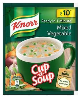 Knorr Instant Mixed Vegetable Cup-A-Soup 11ml