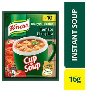 Knorr Instant Tomato Chatpata Cup-A-Soup 16g