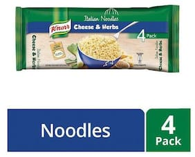 Knorr Noodles - Italian Cheese & Herbs 272 g