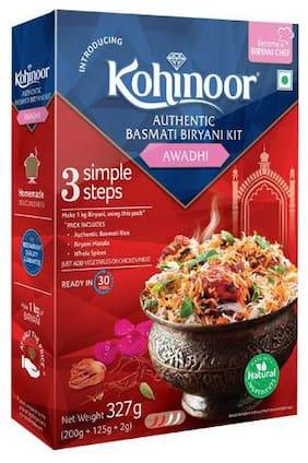 Kohinoor Biryani Basmati Rice Kit - Authentic Awadhi 327 g