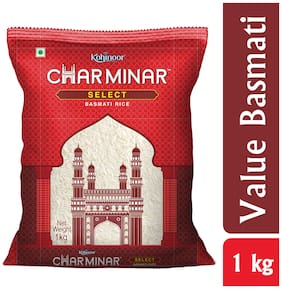 Kohinoor Charminar Select Basmati Rice 1 kg