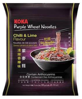 Koka Instant Noodles - Chilli & Lime 60 g