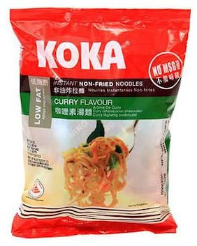 Koka Instant Noodles -  Curry Flavor 85 g