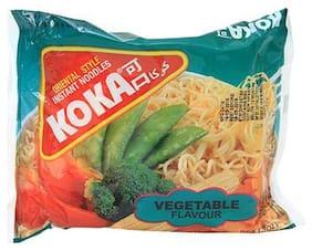 Koka oriental-Instant Noodles - Vegetable Flavour 85 gm