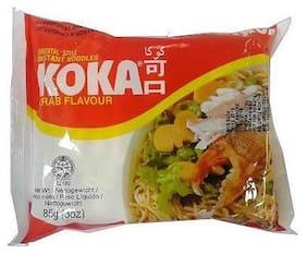 Koka Oriental instant Noodles - Crab Flavour 85 g