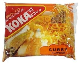Koka oriental Instant Noodles - Curry Flavour 85 g