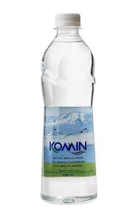 Komin Natural Mineral Water 500 ml (Pack of 24)