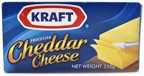 Kraft Processed Cheddar Cheese - 250gm